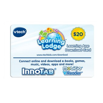 Learning App Download Card